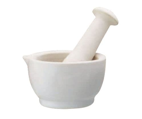 Home Made Ceramic 8.5cm Mortar and Pestle by KitchenCraft